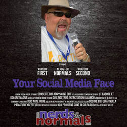 Your social media face